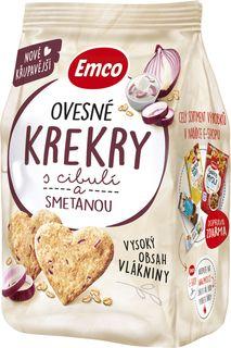 Emco Ovesné krekry
