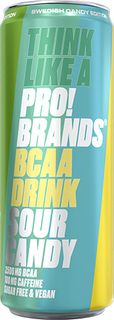 FCB AminoPro (ProBrands BCAA Drink) jablko/hruška 330 ml