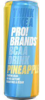 FCB AminoPro (ProBrands BCAA Drink) ananas 330 ml