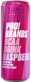 FCB AminoPro (ProBrands BCAA Drink) malina 330 ml