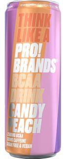 FCB AminoPro (ProBrands BCAA Drink) broskev 330 ml