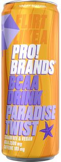 FCB AminoPro (ProBrands BCAA Drink) paradise twist 330 ml