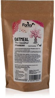 Forky's Oatmeal jahoda 150 g