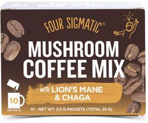 Four Sigmatic Mushroom Coffee Mix 10 x 2,5 g