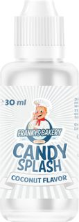 Frankys Bakery Candy Splash kokos 30 ml