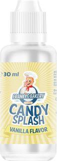 Frankys Bakery Candy Splash vanilkové mléko 30 ml