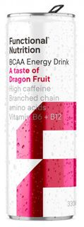 Functional Nutrition BCAA Energy dragon fruit 330 ml