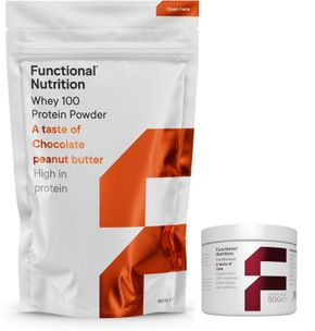 Functional Nutrition Whey 100 jahoda 850 g
