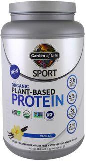 Garden of Life Sport Organic Plant Based Protein vanilka 806 g