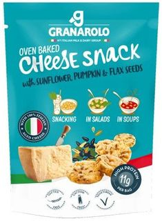 Granarolo Cheese Snack Seed Mix