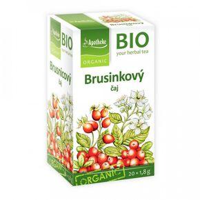 Green Apotheke Brusinkový čaj BIO