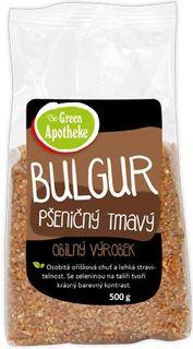 Green Apotheke Bulgur tmavý 500 g