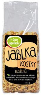 Green Apotheke Jablka kostky 100 g