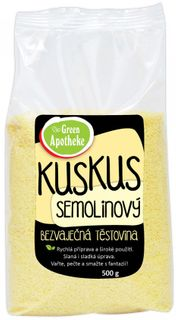 Green Apotheke Kuskus semolinový 500 g
