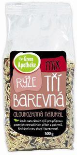 Green Apotheke Mix tříbarevná rýže natural 500 g