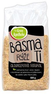 Green Apotheke Rýže Basmati 500 g