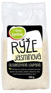 Green Apotheke Rýže Jasmínová 500 g