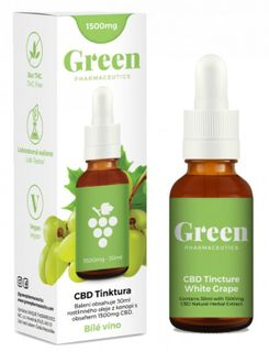 Green Pharmaceutics CBD 1500mg