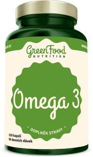 GreenFood Omega 3