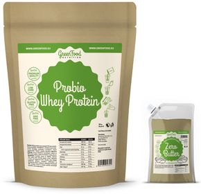 GreenFood Probio Whey Protein vanilka 500 g