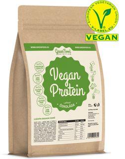 GreenFood Vegan Protein vanilka 500 g
