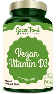 GreenFood Vegan Vitamin D3