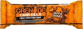 Grenade Carb Killa Protein Bar jaffa quake (čokoláda/pomeranč) 60 g