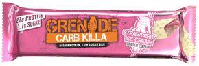 Grenade Carb Killa Protein Bar jahodová zmrzlina 60 g