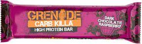 Grenade Carb Killa Protein Bar hořká čokoláda/malina 60 g