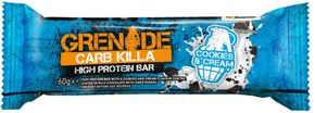 Grenade Carb Killa Protein Bar cookie & cream 60 g