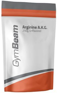 GymBeam Arginine A.K.G 250 g