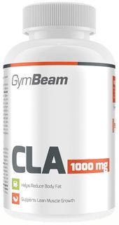 GymBeam CLA 1000 mg 240 kapslí