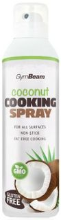 GymBeam Coconut Cooking Spray 201 g
