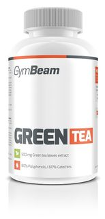 GymBeam Green Tea 120 kapslí
