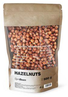 GymBeam Lískové ořechy