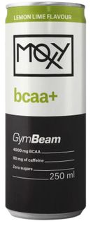 GymBeam Moxy BCAA+ Energy Drink