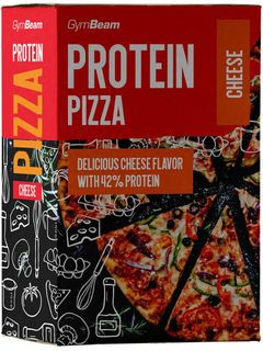 GymBeam Protein Pizza sýr 500 g
