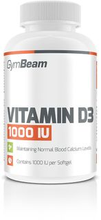 GymBeam Vitamin D3
