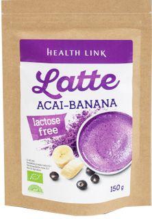 Health Link Latte acai/banán 150 g