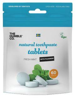 Humble Brush Zubní pasta v tabletách s fluoridem