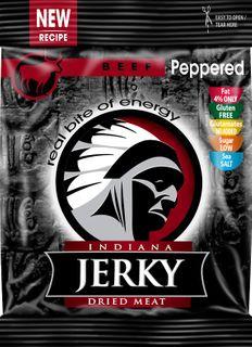 Indiana Jerky Hovězí pepřové 25 g