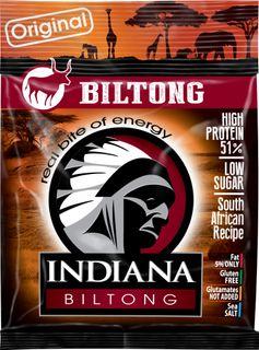 Indiana Jerky Biltong 25 g