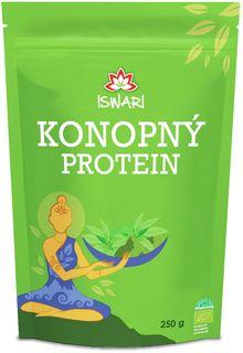 Iswari Konopný protein 50% BIO