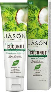 JASÖN posilujicí zubní pasta Simply Coconut