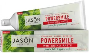 JASÖN Whitening Paste Power Smile 170 g