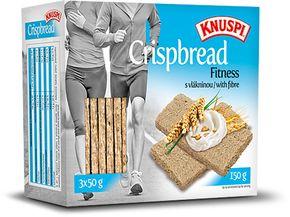 Knuspi Crispbread fitness 150 g