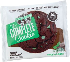 Lenny & Larry's The Complete Cookie choc-o-mint 113 g