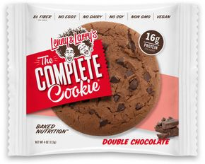 Lenny & Larry's The Complete Cookie dvojitá čokoláda 113 g