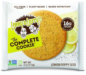Lenny & Larry's The Complete Cookie citron/mák 113 g