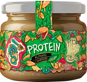 LifeLike Protein Almond Spread